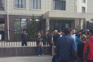 ФУГИ: Здание «Сапаткома» конфискуется на законных основаниях