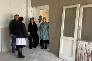 Ремонт в Нацгоспитале завершат к июню