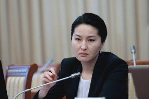 Дело Батукаева: Экс-генпрокурор Джолдубаева помещена под домашний арест