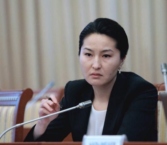 Индира Джолдубаева освобождена от должности генерального прокурора