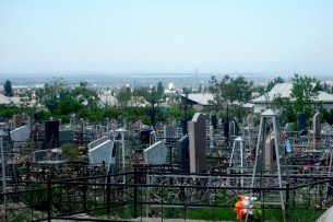 В селе Гроздь откроют новое кладбище
