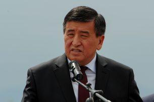 Жээнбеков: Правительство продолжит работу по развитию ирригации