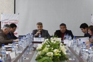 В Оше подвели итоги и обозначили перспективы дипотношений Кыргызстана и России