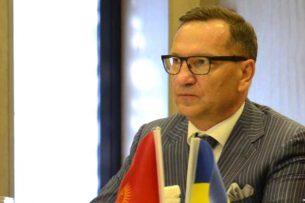 Порошенко уволил посла Украины в Кыргызстане