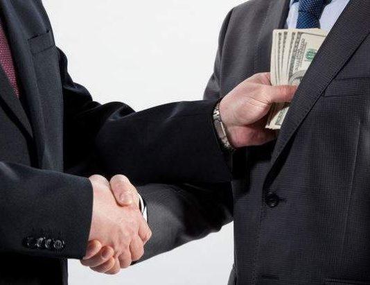 Топ-5 самых коррумпированных ведомств по мнению кыргызстанцев