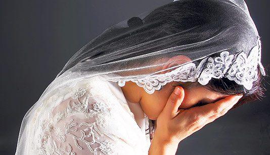 Жертва ранних браков: В первую же ночь муж жестоко избил меня