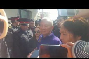 В Бишкеке конфискуют здание, принадлежавшее экс-мэру Нариману Тюлееву (фото, видео)