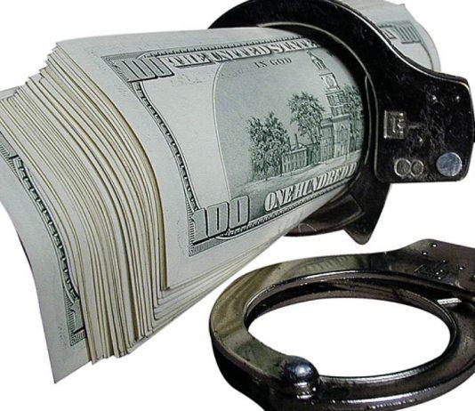 В Кыргызстане майор финпола вымогал у бизнесмена $5 тыс.