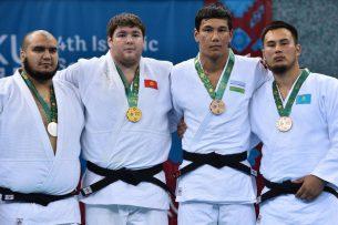 Исламиада: У сборной КР – 2 золота, 3 серебра и 7 бронзовых медалей
