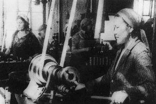Госархив приглашает на виртуальную выставку, посвященную оборонной промышленности Кыргызстана в 1941-1945 годы