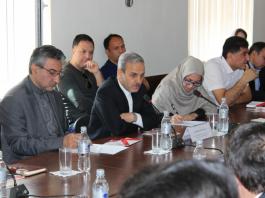 В Кыргызстане предложили построить Иранский торговый дом