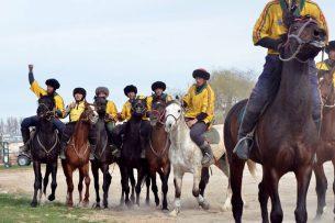 Минкультуры: некоторые кыргызские национальные игры под угрозой исчезновения