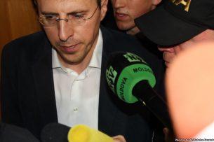 Мэр Кишинева задержан по подозрению в коррупции