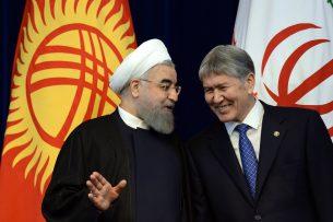 Алмазбек Атамбаев поздравил Хасана Роухани с переизбранием на пост президента Ирана