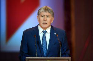 Президент Атамбаев: Учителя и простые труженики – святые люди, которыми мы должны гордиться