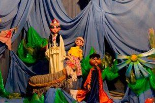 Программа II Международного фестиваля театров кукол «Так-Теке»