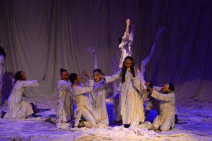 Турецкие зрители с восторгом приняли спектакль «Деде Коркут» в постановке Кыргызского драмтеатра