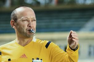 Арбитр FIFA будет судить детский товарищеский матч между Кыргызстаном и Таджикистаном