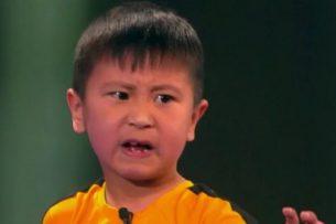Зрители шоу «Лучше всех» стоя аплодировали юному каратисту из Кыргызстана