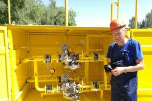 «Газпром» обеспечил голубым топливом жилмассив «Щербакова»