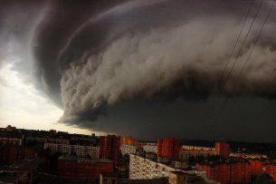 Кыргызстанцы не пострадали во время урагана в Москве