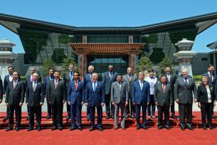 Кыргызстан и Китай подписали документ о стимулировании развития малого и среднего бизнеса