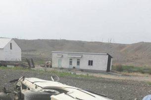 В результате ДТП в Баткенской области погибли 3 человека, еще 6 — пострадали