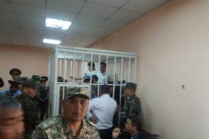 Судебное заседание по делу сторонников Садыра Жапарова перенесли на 1 июня