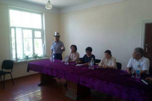 Cельских женщин Кыргызстана обучили растениеводству и обеспечили качественными семенами овощей