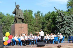 В столице для бишкекчан проходят музыкальные вечера