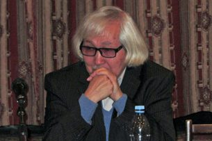 В Москве презентовали трилогию «Гастарбайтер» кыргызского прозаика