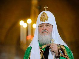 Патриарх Кирилл предостерег власть России от становления тиранией