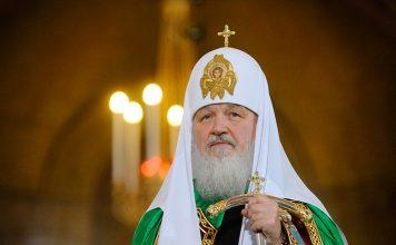 Патриарх Московский и всея Руси Кирилл прибудет в Бишкек