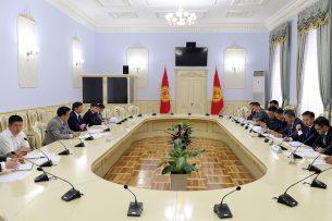 В правительстве обсудили исполнение бюджета страны