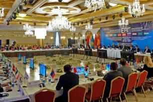 Разаков: Кыргызстан остается активным участником международных мероприятий по противодействию легализации преступных доходов