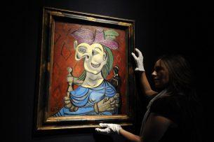 Портрет любовницы Пикассо продан за $45 млн