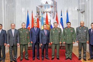 Совет министров обороны СНГ подвел итоги 25-летней деятельности в военной сфере