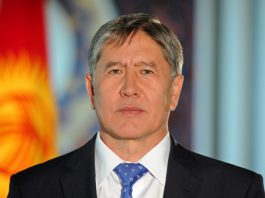 Алмазбек Атамбаев вылетел с рабочим визитом в Россию