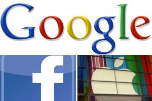 Apple, Facebook и Google потребовали прекратить слежку за смартфонами