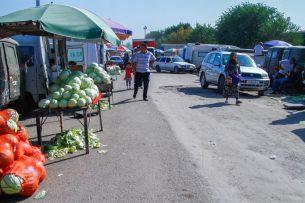 Ночью задержаны торговцы рынка «Дыйкан»