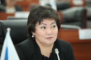 Депутат парламента Жылдыз Мусабекова обвинила Аиду Касымалиеву во лжи