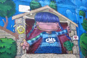 Basicolors ищут дом, чтобы украсить его граффити