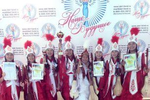 Юные комузисты стали обладателями Гран-при фестиваля «Великая Россия» в Сочи