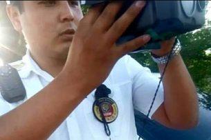 Сотрудник УПМ угрожал водителю пистолетом