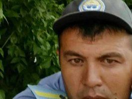 Сотрудник Патрульной милиции набросился на водителя, снимавшего инспектора на видео