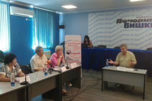 Депутат Строкова: Для СМИ стран ЕАЭС нужен условный кодекс