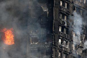 Число жертв пожара в Лондоне возросло до 12 человек