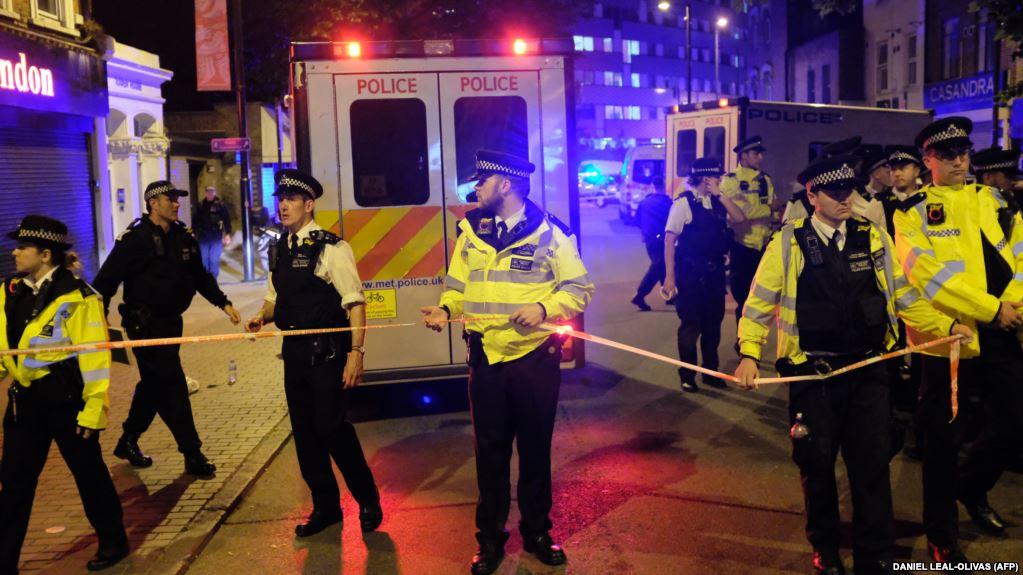 Милиция назвала имя подозреваемого внаезде налюдей встолице Англии