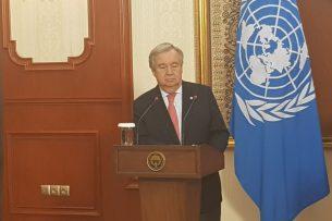 Генсек ООН: Кыргызстан первопроходец в построении цифровой демократии