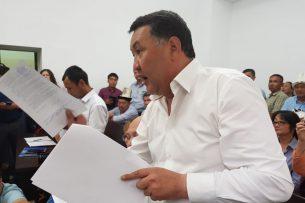 Дело Текебаева: Процесс перенесли на 16 июня